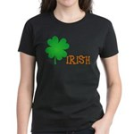 Irish Shamrock Women's Dark T-Shirt