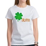 Irish Shamrock Women's T-Shirt