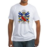 Clifford Family Crest Fitted T-Shirt