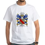 Clifford Family Crest White T-Shirt