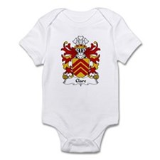 Clare Family Crest Infant Bodysuit