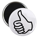"Cute Marvin 2.25"" Magnet (10 pack)"