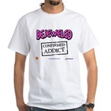 Bejeweled Confirmed Addict T-Shirt