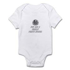 You Are A Smelly Pirate Hooke Infant Bodysuit