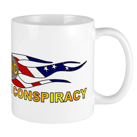 Vast Right Wing Conspiracy Mug