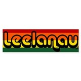 Sleeping Bear - Leelanau Bumper Bumper Sticker
