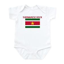 SURINAMESE ROCK Infant Bodysuit