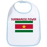 SURINAMESE POWER Bib