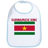 SURINAMESE KING Bib