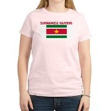 SURINAMESE HAPPENS T-Shirt