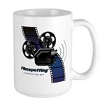Large Mug - Filmspotting Projector Logo