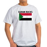 SUDAN ROCKS T-Shirt