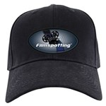 Black Cap - Filmspotting Projector Logo