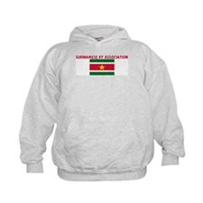 SURINAMESE BY ASSOCIATION Hoodie