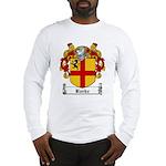 Burke Family Crest Long Sleeve T-Shirt