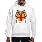 Burke Family Crest Hooded Sweatshirt