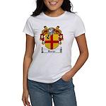 Burke Family Crest Women's T-Shirt