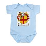 Burke Family Crest Infant Creeper