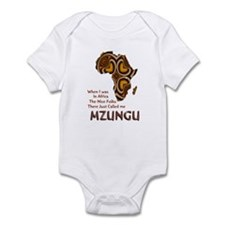 Mzungu - Infant Bodysuit