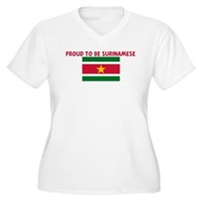 PROUD TO BE SURINAMESE T-Shirt