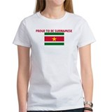 PROUD TO BE SURINAMESE Tee