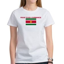PROUD TO BE A SURINAMESE Tee