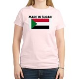 MADE IN SUDAN T-Shirt