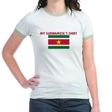 MY SURINAMESE T-SHIRT T