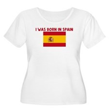 I WAS BORN IN SPAIN T-Shirt