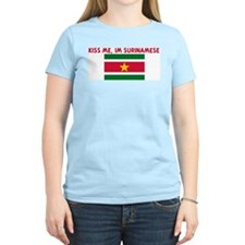 KISS ME IM SURINAMESE T-Shirt