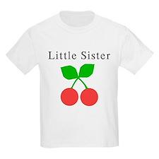 Little Sister Cherries T-Shirt