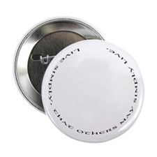 "Live Simply 2.25"" Button (10 pack)"