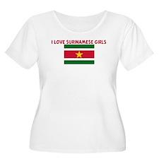 I LOVE SURINAMESE GIRLS T-Shirt