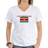 I LOVE SURINAMESE GIRLS Shirt