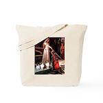 Accolade / 3 Shelties Tote Bag