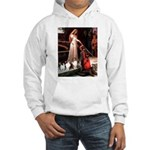 Accolade / 3 Shelties Hooded Sweatshirt