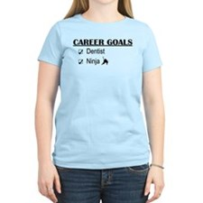 Dentist Career Goals T-Shirt