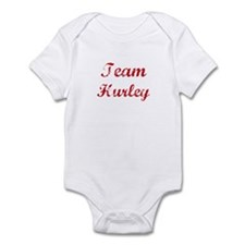 TEAM Hurley REUNION  Infant Bodysuit