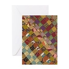 Quilty Greeting Card