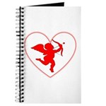 Cupis's Arrow Valentine Journal