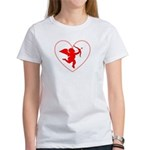 Cupis's Arrow Valentine Women's T-Shirt