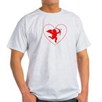 Cupis's Arrow Valentine Light T-Shirt