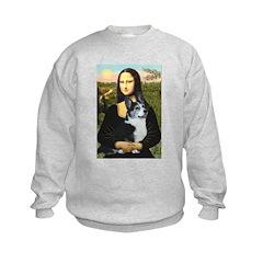 Mona Lisa / Corgi (bibl)Mona's Pembroke Kids Sweat