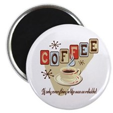 "Reliable Coffee 2.25"" Magnet (10 pack)"