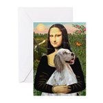 Mona's English Setter Greeting Cards (Pk of 10)