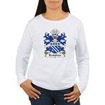 Bradshaw Family Crest Women's Long Sleeve T-Shirt