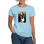 Mona Lisa/English Springer Women's Light T-Shirt
