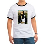 Mona Lisa/English Springer Ringer T