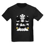 Bithel Family Crest Kids Dark T-Shirt