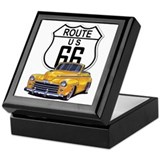 Route 66 Keepsake Box